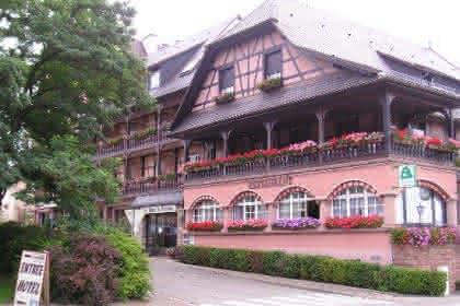 Hôtel Au Duc de Lorraine, Saint-Hyppolyte, Alsace