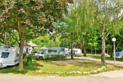 Emplacement camping de Riquewihr