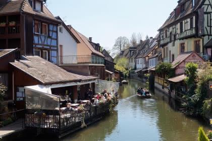 Petite Venise à Colmar (Christophe Hamm)