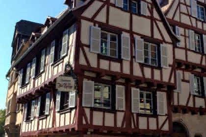 Au Fer Rouge Colmar, Alsace http://leferrouge.alsace/