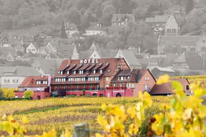 Relais du Vignoble, Gueberschwihr,