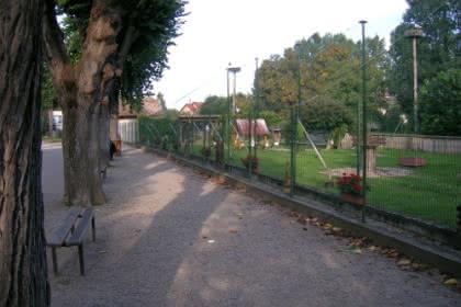 Parc à cigognes, Rouffach, Pays de Rouffach, Vignobles et Châteaux, Haut-Rhin, Alsace
