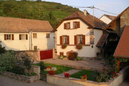 Meublé Francis Muré, Westhalten, Canton de Rouffach, Haut-Rhin, Alsace