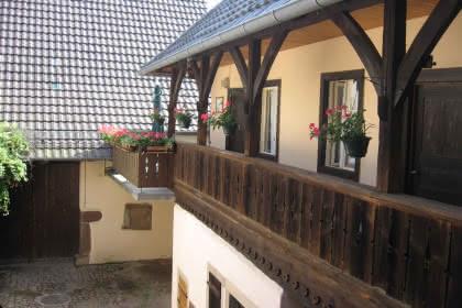 Meublé Henri Martischang, Pfaffenheim, Pays de Rouffach, Vignobles et Châteaux, Haut-Rhin, Alsace