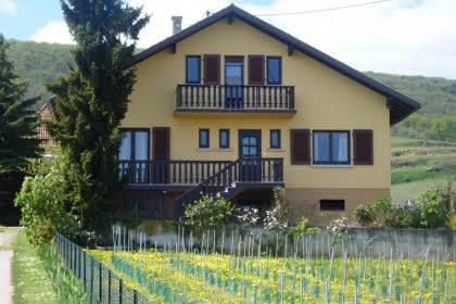 Meublé Bernard Keller, Pfaffenheim, Pays de Rouffach, Vignobles et Châteaux, Haut-Rhin, Alsace