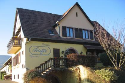 Vins Domaine Rieflé, Pfaffenheim, Canton de Rouffach, Haut-Rhin, Alsace