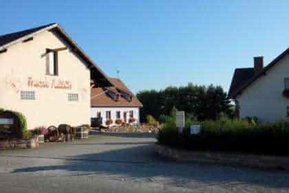 Vins François Flesch et fils, Pfaffenheim, Pays de Rouffach, Vignobles et Châteaux, Haut-Rhin, Alsace