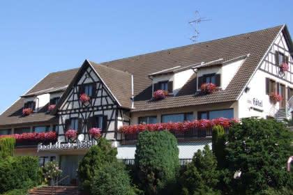 Hôtel-restaurant Hostellerie Reeb