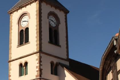 Mairie d'Odratzheim