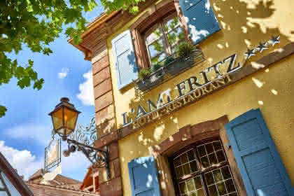 ©Hôtel-restaurant_A_l'Ami_Fritz