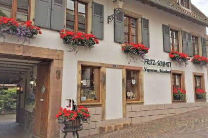 Domaine Fritz-Schmitt à Ottrott