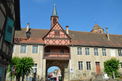 La tour de l'école - ©D.Wolff